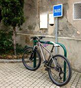 stationner correctement son vélo