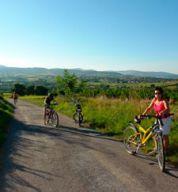 Balade Jarrézienne à vélo